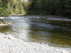Mamquam River, Squamish B.C.