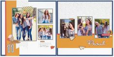The gorgeous layout has been created using the Close To My Heart Enchantment…