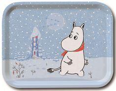 Muminbricka, Moomin snow