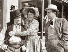 Bud Abbott , Lou Costello, and Marjorie Main