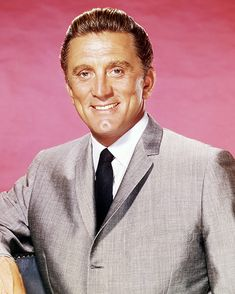 The Evolution of Kirk Douglas | Kirk Douglas in 1963 | EW.com