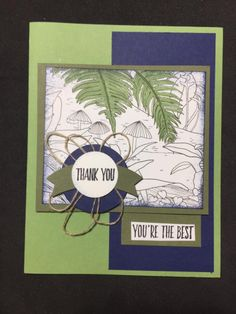 Stampin' Up! Sale a Bration Inside the Lines paper card by Luv 2 Stamp Group member Leticia Hernandez