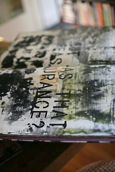 Ward Schumaker: Paste-Papers and Hand-Painted Books