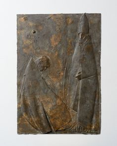 Study for the doors of St.Peter's, 1960