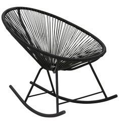 The Matt Blatt Replica Acapulco Rocking Chair - Suitable For Outdoor Use - Matt Blatt