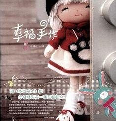 Livres petites poupées faites à la main
