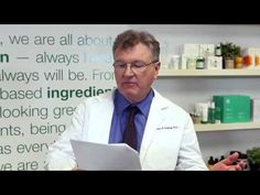 Dr. Christopher Zachary talks about Arbonne's New Genius Nightly Resurfacing Pads.