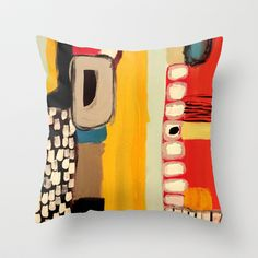 chemins+Throw+Pillow+by+sylvie+demers+-+$20.00