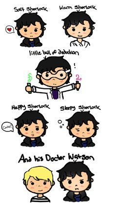 Soft Sherlock!! AHHH!!! THIS IS AWESOME!!