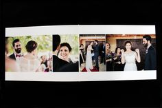 Queensberry Wedding Albums | 14×10 Flushmount | I Heart Weddings | Perth, Australia