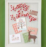 How to Display Holiday Greeting Cards | RealSimple.com