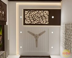 Simple and Modern Ideas Can Change Your Life: False Ceiling Design Window wooden false ceiling bedroom.False Ceiling Living Room Home false ceiling minimalist. Fall Ceiling Designs Bedroom, Ceiling Design Living Room, False Ceiling Living Room, Home Ceiling, Living Room Designs, Ceiling Ideas, False Ceiling For Hall, Ceiling Lights, Pvc Ceiling Design