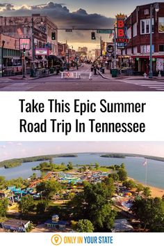 Visit water parks, waterfalls, aquariums, and plenty more on this family-friendly summer weekend road trip through Tennessee! Find the best attractions in Knoxville, Nashville, Chattanooga, and Pigeon Forge. Cummins Falls State Park, Tennessee Vacation, Haunted Places, Road Trip Usa, Summer Travel, Outdoor Travel, Day Trip, State Parks, Pigeon Forge