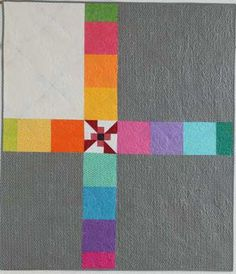Quilt backing by Laurie Vandergriff