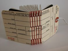 cute handmade book idea