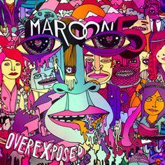 Overexposed album cover