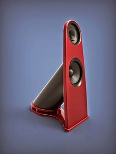 High end audio audiophile Emerald Physics - almost live - speakers: EP-X