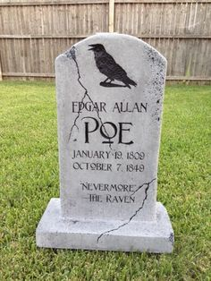 this person made tombstones with real famous names and dates - Funny Halloween Tombstone Names