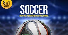 Soccer Ball Brazil 8in1