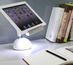 The iLight by GGMM x Symple is the perfect iPad stand.