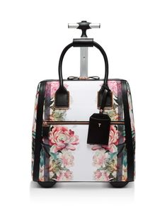 c02eaa1c6fcb7 Ted Baker Naoimie Painted Posie Carry-On Ted Baker Bag