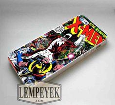 Comic Book Appearance of X-Men Phone case iPhone case, Samsung Galaxy case, HTC…