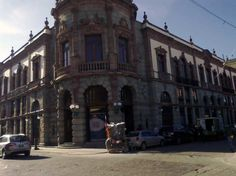 Centro de la Cd. Oaxaca,Teatro Macedonio Alcala