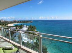 Cliff, luxury condos St. Maarten St. Martin