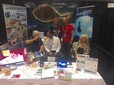 Tourism Fair in Long Beach Representatives  Croatian National Tourist Board, Water Polo Cruise Inn Apartments Mistral and Palace Queen Mary