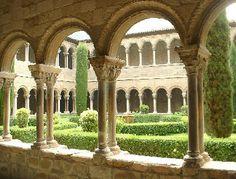 Monasterio de Ripoll - Claustro