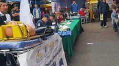 Ferias de Prevención del Delito a colonias y barrios de Tlalpan