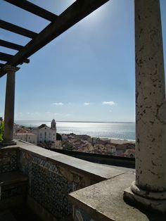 """""""Miradouro de Santa Luzia"""" Lispoa Portugal (Luglio)"""
