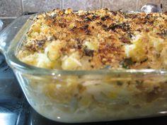 Califlower mac 'n' cheese