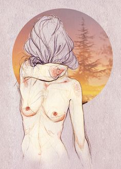 Adara Sánchez Anguiano Illustration