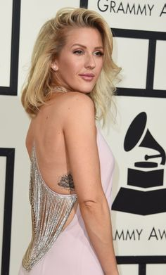 See All the Rocker-Glam Tattoos From the Oscars