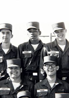 vintage everyday: Jimi Hendrix in the Army, 1961-1962