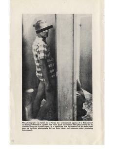 "Florida Legislative Investigative Committee, ""Homosexuality and Citizenship in Florida,"""