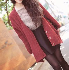 Comfy autumn outfit