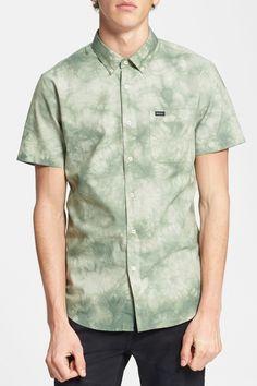 RVCA | That'll Do Tie Dye Shirt | HauteLook