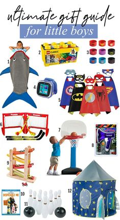 Looking for the perfect affordable gifts for little boys? Look no further! Michelle Kehoe of Mash Elle rounded up the best affordable, fun and playful gift ideas for kids! Including interactive gifts, learning gifts, creative gifts and more! Stuffed anima