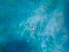Dreamlike Aerial Photographs of Bondi Beach – Fubiz Media