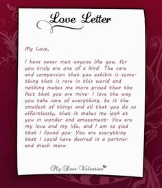 I have never met anyone like you, for you truly are one of a kind. #letterofmeeting, #loveletters, #truelove