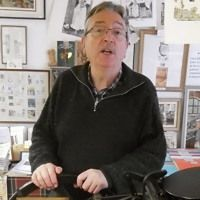 Jean Louis Maitre on Printing and Typographie in Tours, France by Nigel Beale. The Biblio File. Literary Tourist. on SoundCloud