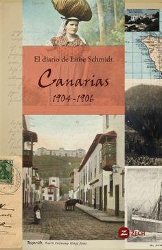 El diario de Luise Schmidt: Canarias 1904-1906 / Luise Schmidt. Una joven muchacha que trabajó entre 1904-1906 como institutriz en el hotel Martiánez en Tenerife. Contiene muchas fotos, postales antiguas y cartas de la época. http://absysnetweb.bbtk.ull.es/cgi-bin/abnetopac01?TITN=506054