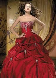 Valentine Weddings- Can one of my daughters please get married on Valentines day and wear this???
