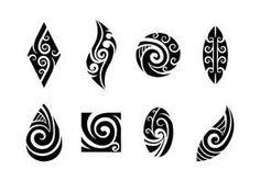 Maori Koru Tattoo Designs [post_tags tattoos hombro tattoos women tattoos bracelet tattoos band Source by majorleaguetattoos maori