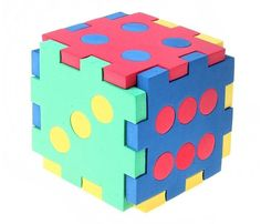 Funny puzzle cube:)