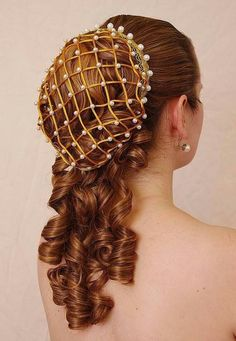 Medieval hairstyle ispiration