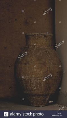 Download this stock image: old jug - H6P0ET from Alamy's library of millions of high resolution stock photos, illustrations and vectors.