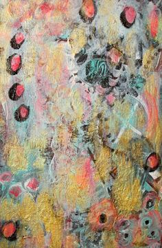 Abstract Painting by Jimarieart